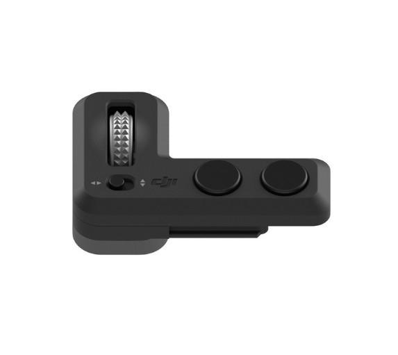 Molette de contrôle pour DJI Osmo Pocket - vue inclinée