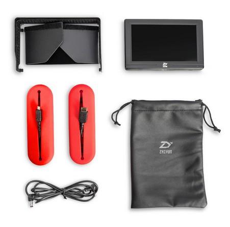 Moniteur 5 pouces pour Zhiyun Crane 2 - Packaging complet