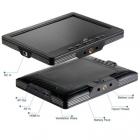LCD 7 pouces BlackPearl Lite connexions