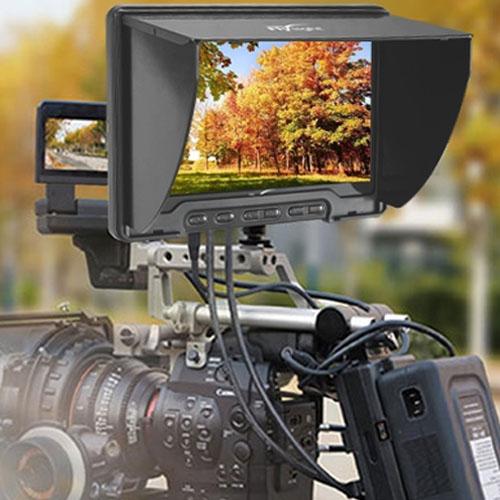 LCD 7 pouces BlackPearl Lite avec écran déporté