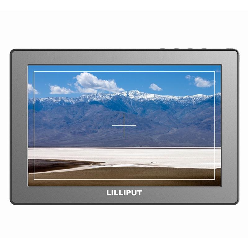 Le moniteur Lilliput A7 est équipé de différentes fonctions avancées qui faciliteront votre tournage