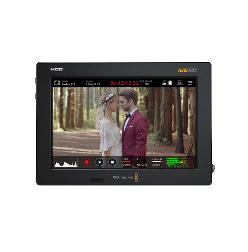 "Moniteur Video Assist 7"" 12G - Blackmagic"