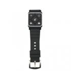 Montre télécommande pour SJCAM M20 - vue générale avec une partie du bracelet repliée
