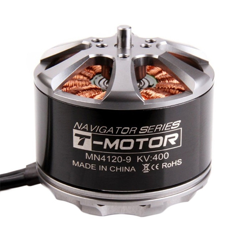 Moteur brushless T-MOTOR MT4120 465Kv
