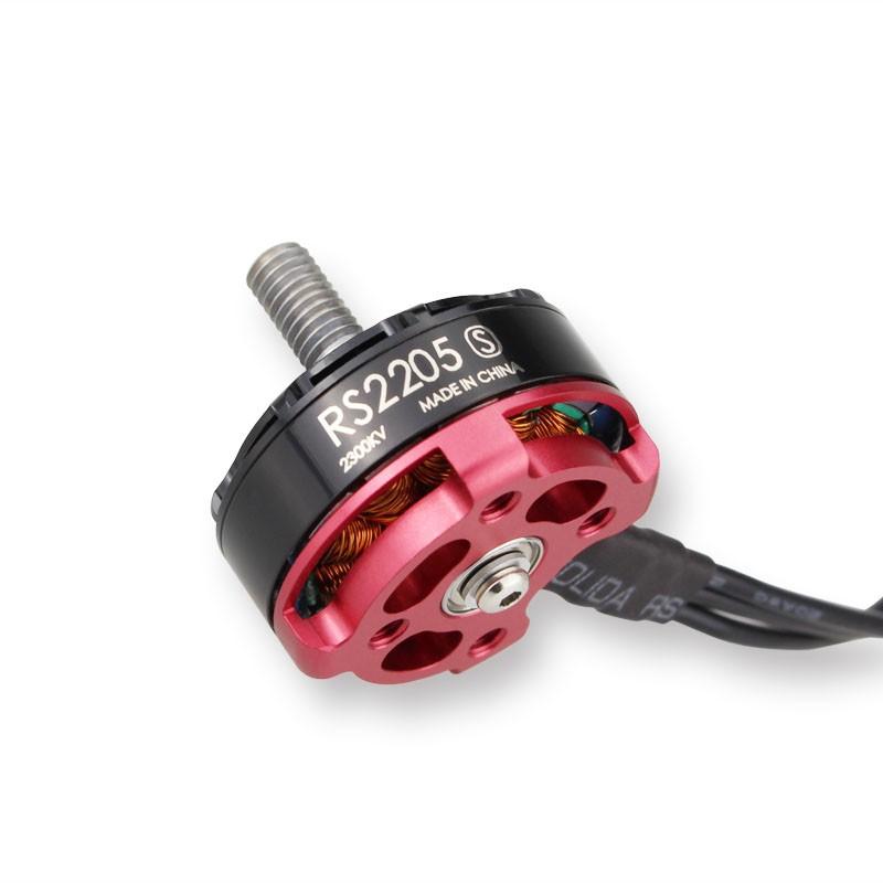 Moteur Emax RS2205 S - 2300/2600KV pour le drone racing