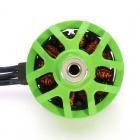 Moteur Racerstar BR2307s Green Edition vue de dessous