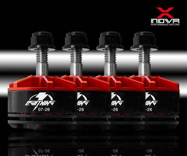 Moteurs Xnova Lightning 2207 2600 Kv