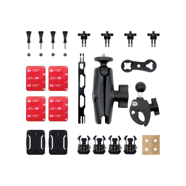 Motorcycle Mount Bundle for ONE R