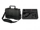 Valise avec compartiments pour accueillir le stabilisateur Moza Air et ses accessoires
