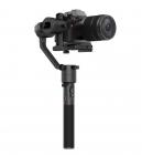 Moza AirCross avec appareil photo - vue de biais