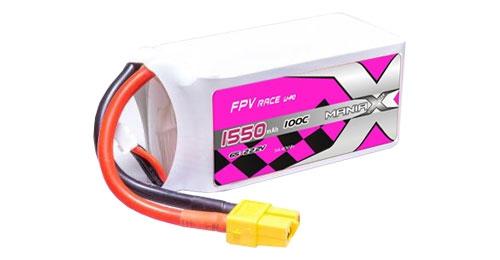 MXP-FPV-055 22.2V 1550mAh 100C (en attente info)