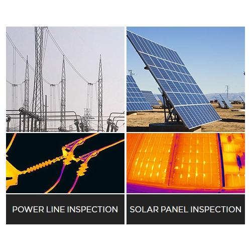 Cet outil permettra d\'inspecter les lignes électriques, les panneaux solaires et de détecter ainsi plus rapidement et efficacement les anomalies depuis les airs.