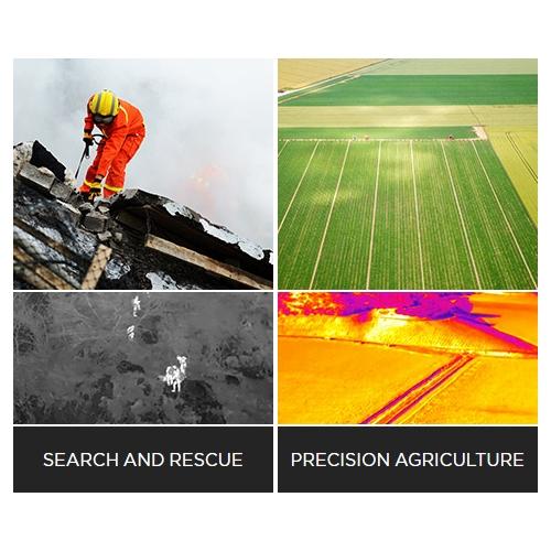 Cet outil est un atout formidable pour les missions de recherche et de sauvetage en vous permettant de retrouver plus rapidement et facilement des personnes disparues.