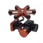 Nacelle et caméra 4K 2-axes étanche pour Splash Drone 3