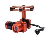 Nacelle et caméra 4K pour Splash Drone 3 - vue de face
