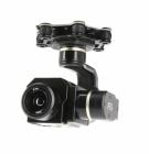 Nacelle 3 axes Feiyu FG pour caméras thermiques FLIR VUE PRO et TAU - vue de biais
