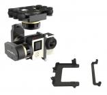 Nacelle Feiyu Mini 3D PRO avec platine pour GoPro Hero5 Black
