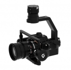 Nacelle Gremsy T3 avec appareil photo reflex