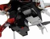 Nacelle STS 1 axe pour caméra Optris PI 450