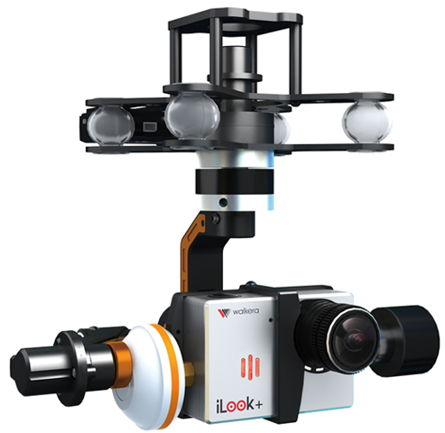 Nacelle Walkera G-3DH pour iLook et GoPro