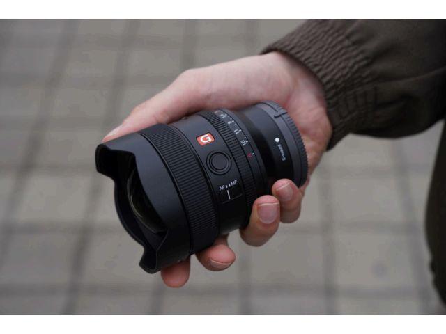 Objectif  FE 14 mm f/1.8 GM - Sony