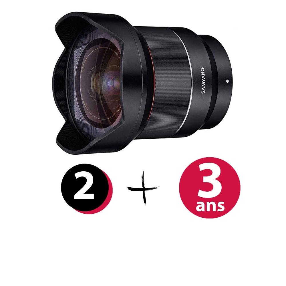 Objectif 14mm F2.8 Sony FE - Samyang