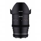 Objectif 35mm VDSLR MK2 montur Canon EF - Samyang