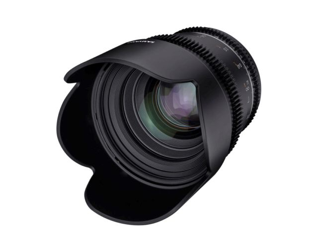 Objectif 50 mm T1.5 VDSLR MK2 - Samyang