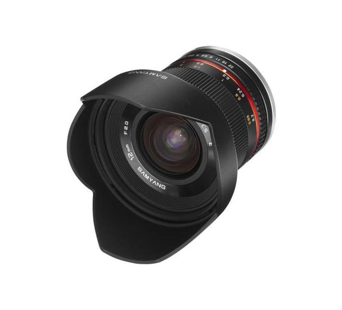 Objectif AF 12mm F2 Sony E - Samyang