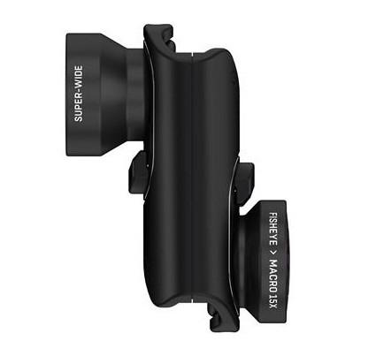 Objectif Core Lens pour iPhone 7 & 7 Plus Olloclip - vue de côté