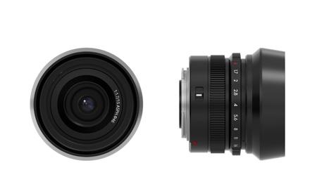 Objectif DJI MFT 15mm f/1.7 destiné à la nacelle Zenmuse X5 de DJI
