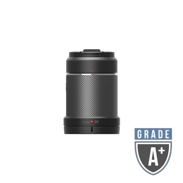 Objectif DL 50 mm F2.8 LS ASPH - DJI Zenmuse X7 - Reconditionné