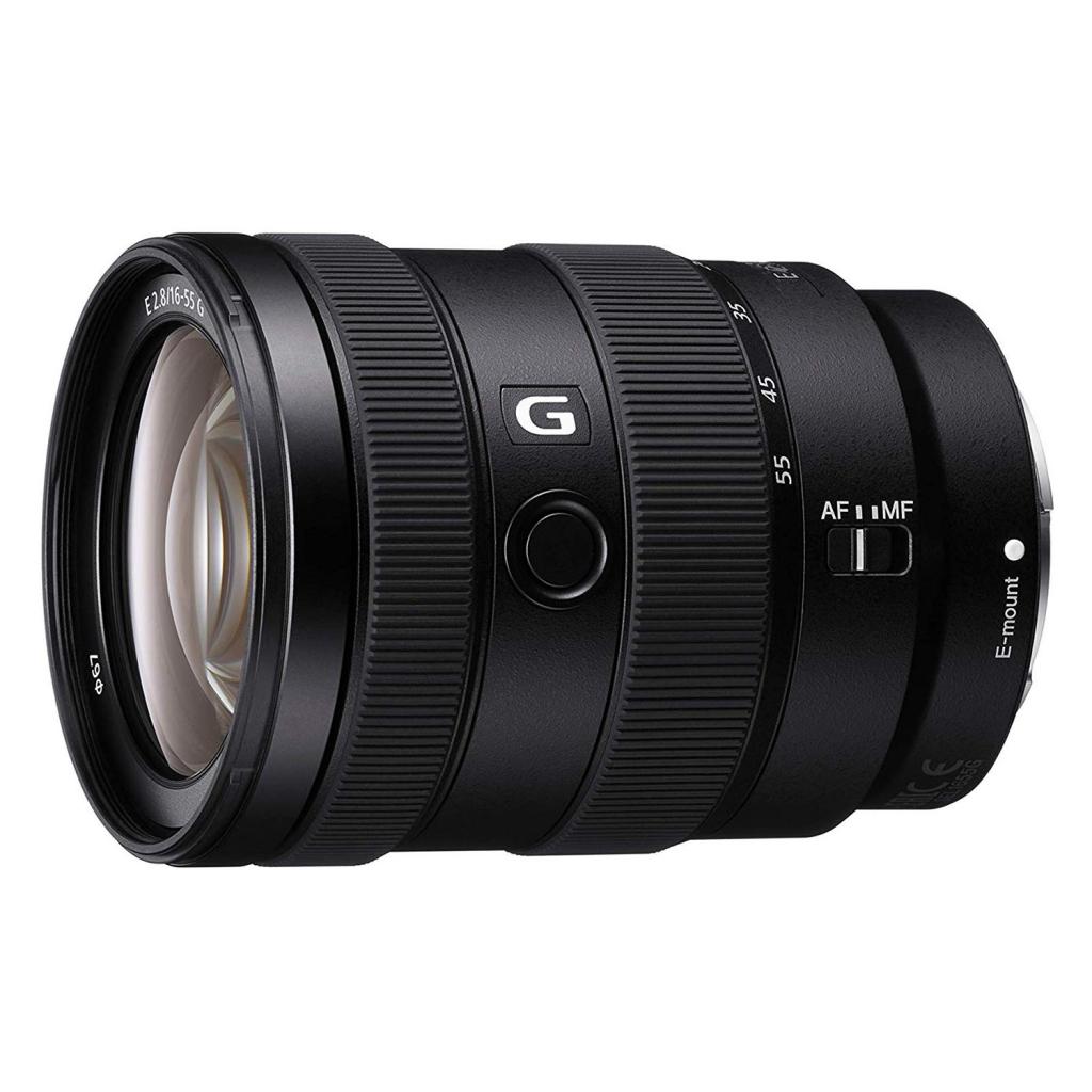 Objectif E 16-55 mm f/2,8 G - Sony