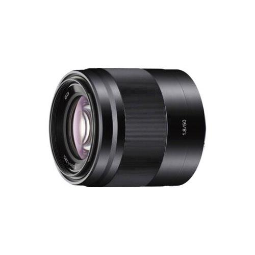 Objectif E 50 mm f/1.8 OSS - Sony