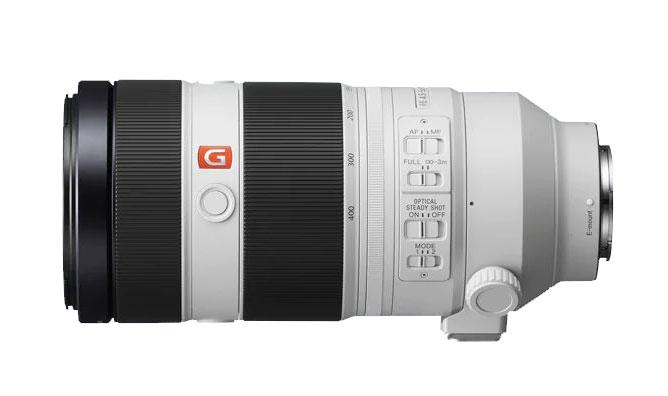 Objectif FE 100-400mm f/4,5-5,6 G Master OSS - Sony