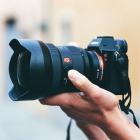 Objectif FE 12-24 mm f/2,8 G Master - Sony