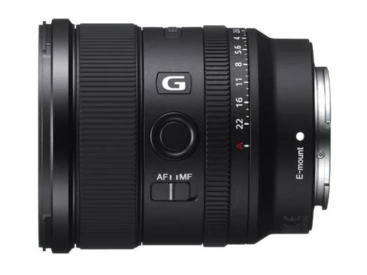 Objectif FE 20 mm f/1,8 G - Sony