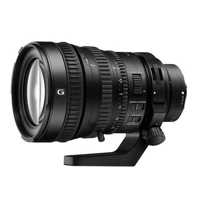 Objectif FE 28-135 mm f/4 G Lens OSS PZ (PowerZoom) - Sony