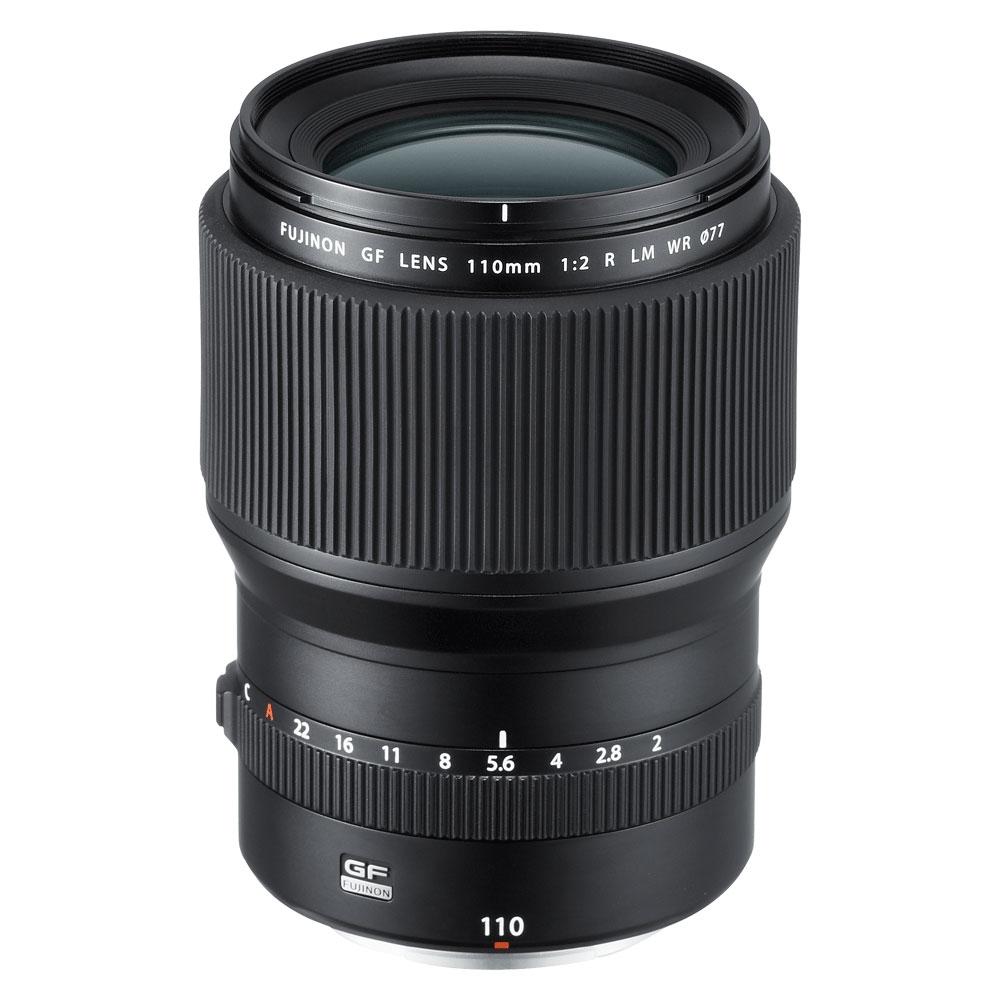 Objectif Fujinon GF 110mm f/2 R LM WR - Fujifilm
