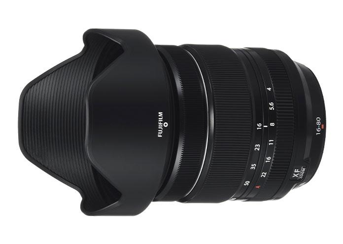 Objectif Fujinon XF 16-80 mm f/4 R OIS WR