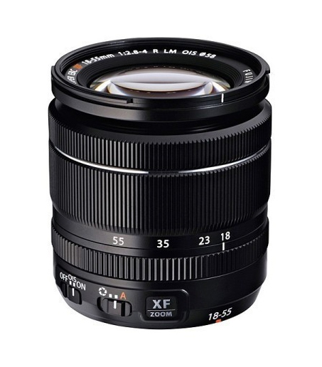 Objectif Fujinon XF 18-55mm f/2.8 R LM OIS - Fujifilm
