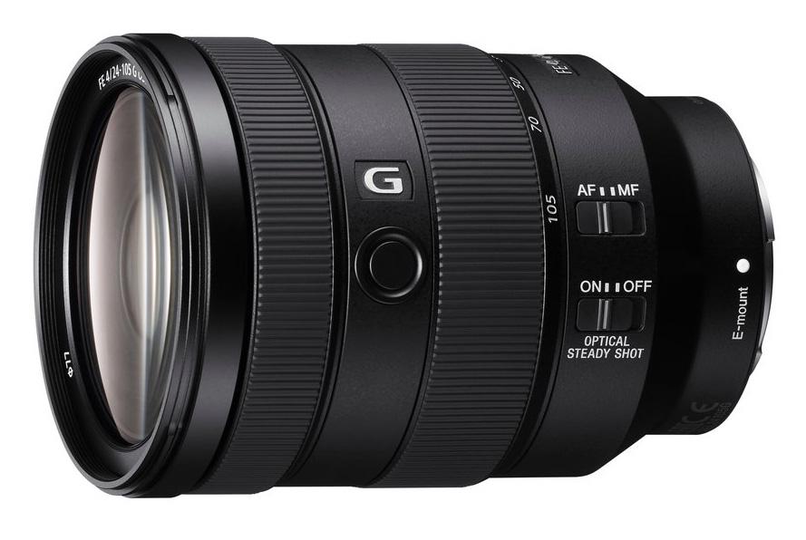 Objectif G FE 24-105 mm - Son