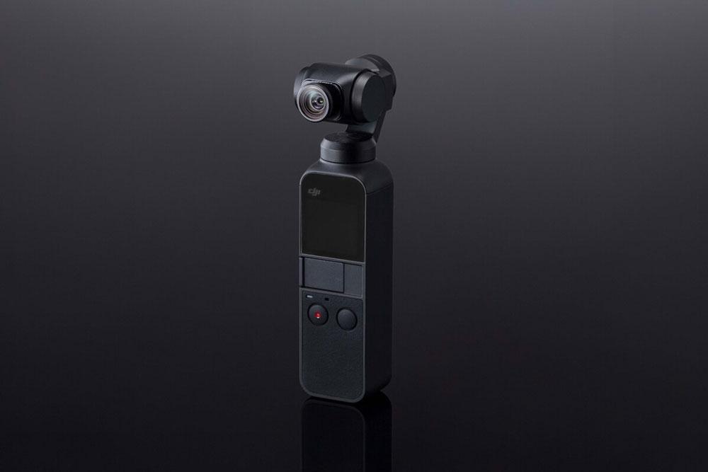 Objectif grand angle Freewell pour DJI Osmo Pocket
