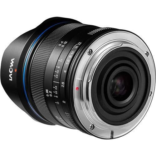 Objectif Laowa 7,5mm f/2 MFT