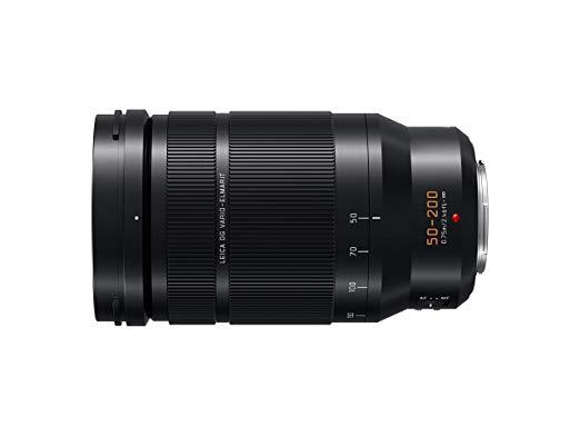 Objectif Leica DG Vario-Elmarit 50-200 mm f/2.8-4.0 - Panasonic