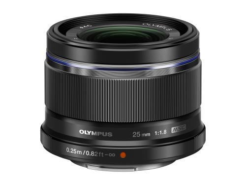 Objectif M.Zuiko Digital 25mm 1:1.8 - OLYMPUS