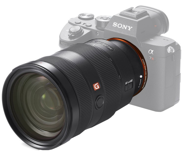 Objectif SEL FE 24-70mm f/2.8 G Master - Sony