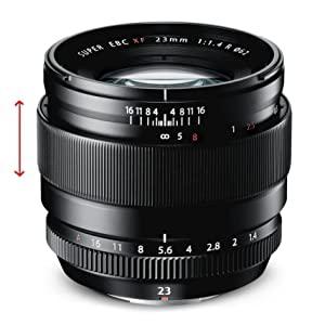 Objectif XF 23 mm f/1,4 R - Fujifilm