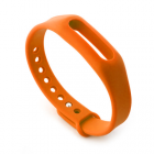 Bracelet de rechange orange pour MiBand - Xiaomi