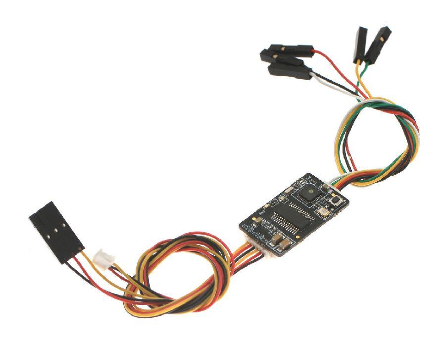 OSD pour Controleur de Vol AIR3 avec ses câbles